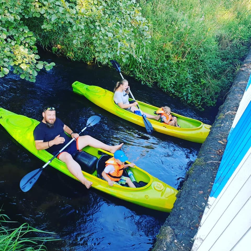 Zdjete Obostrzenia na sporty wodne Spływy Kajakowe
